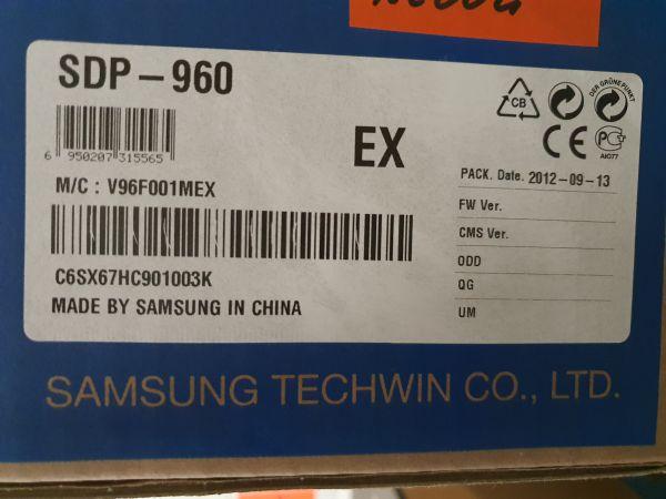 Samsung Digital Presenter SDP-960