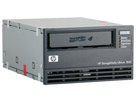 HPE StorageWorks Ultrium 1840 - Bandlaufwerk intern - LTO4 Ultrium ( 800 GB / 1.6 TB ) EH853B
