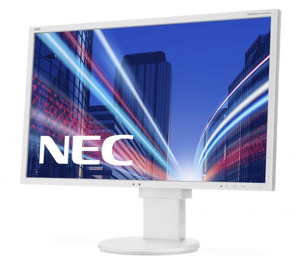 NEC MultiSync EA224WMi white
