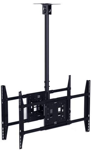 HAGOR Deckenhalterung M Public Ceiling Mount Large Back-to-Back