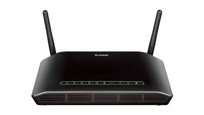 D-Link Modem Router WLAN N 300Mbit/s FastEthernet Annex B DSL-2751/E