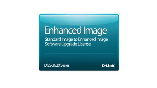 D-Link Switch Lizenz Upgrade von Standard (SI) auf Enhanced (EI) DGS-3620-28PC-SE-LIC