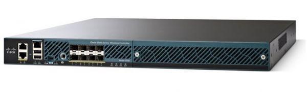 Cisco AccessPoint Wireless Controller 8 Port Gigabit High Availability AIR-CT5508-HA-K9
