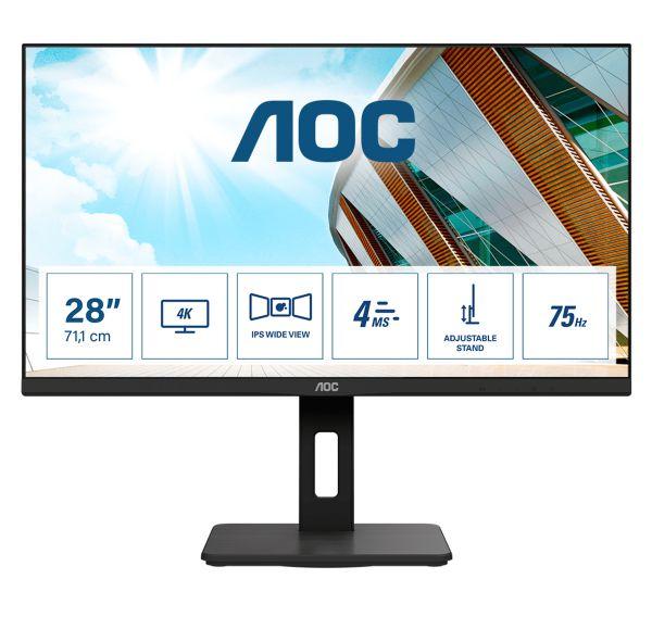 AOC Monitor U28P2A
