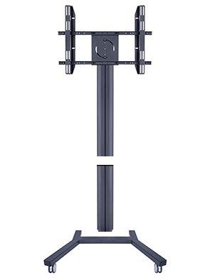 HAGOR M Stand + Flightcase, 180cm, schwarz