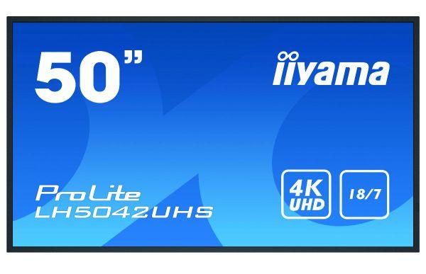 IIYAMA LFD ProLite LH5042UHS-B1