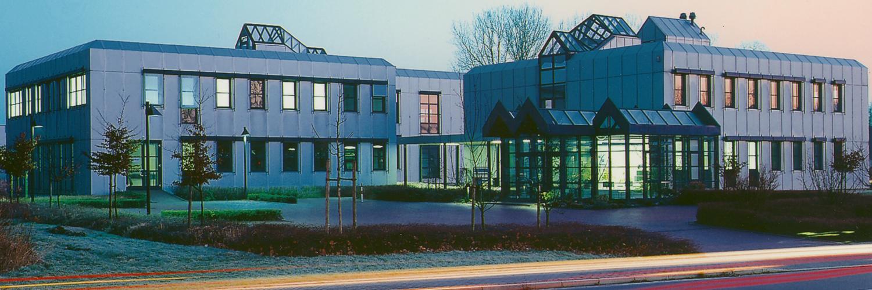 DELO Computer GmbH Hauptgebäude