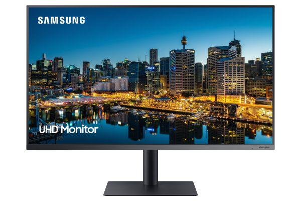 Samsung Monitor F32TU870VU dunkelgrau
