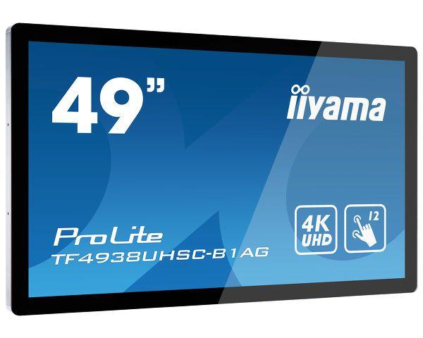 IIYAMA LFD ProLite TF4938UHSC - Touch