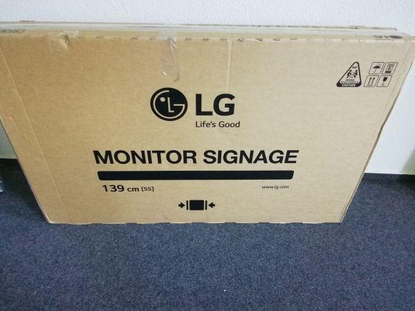 LG Prof. Display 49SM5B-B Edge LED schwarz