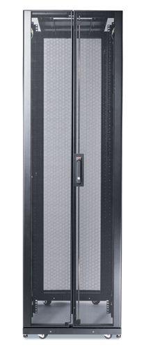 """APC NetShelter SX Serverschrank ohne Wände 19"""" (B/T:750x1200mm) 42U schwarz AR3350X609"""