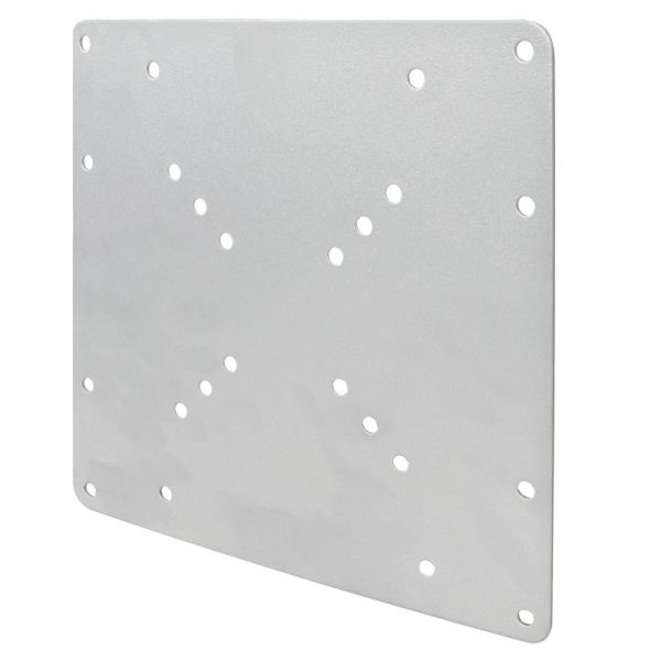 HAGOR VESA Adapterplatte 200x200 silber