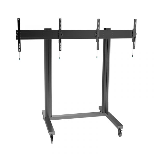 "HAGOR DS Stand / BrackIT Stand Dual XL 50""-77"""