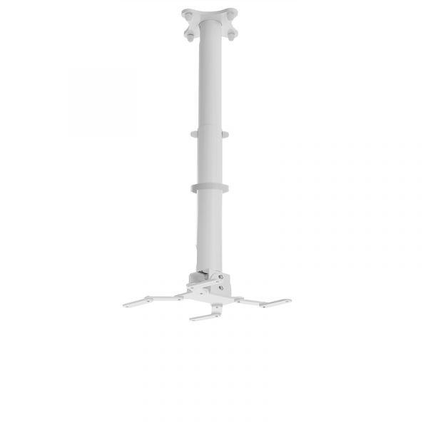 HAGOR Deckenhalterung Livingbeam II , 800-1500mm weiß