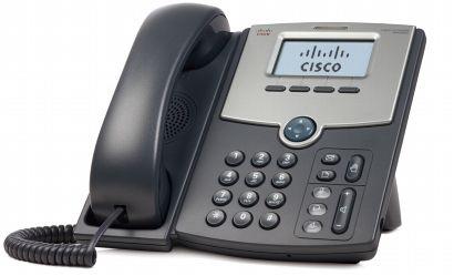 Cisco SMB IP Telefon 1 Line IP Phone With Display, PoE, PC Port SPA502G