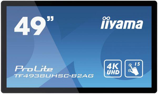 IIYAMA LFD ProLite TF4938UHSC - B2AG Touch