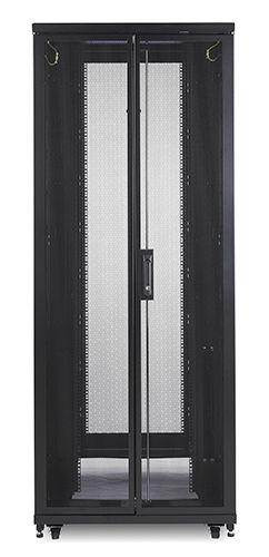 """APC NetShelter SV Serverschrank mit Tür und Wänden 19"""" (B/T:800x1200mm) 42U schwarz AR2580"""