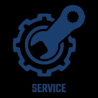 Abteilung Service