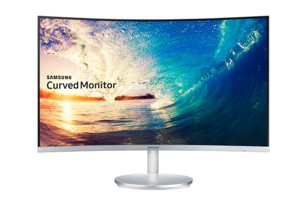 Samsung Monitor C27F591FDU Curved