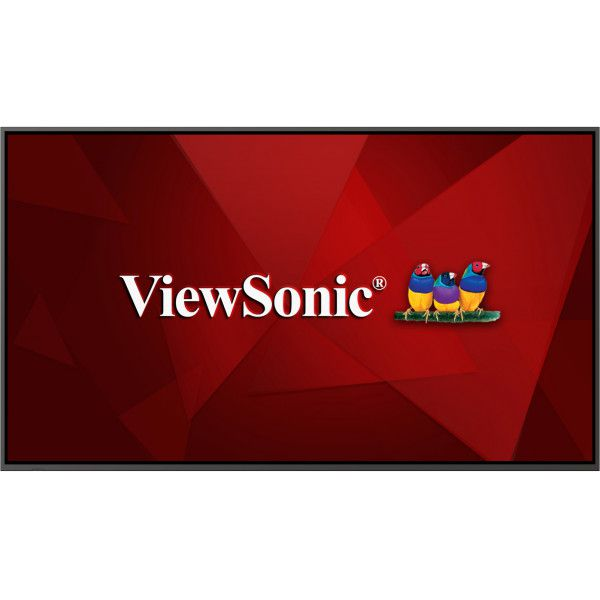 ViewSonic LFD CDE8620 Commercial Display