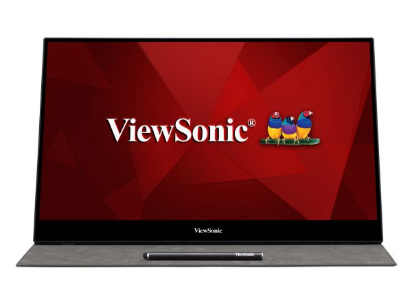 ViewSonic Display TD1655